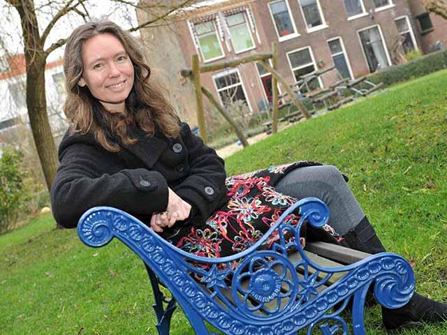 Anne Koning, adviseur kindvriendelijke wijken